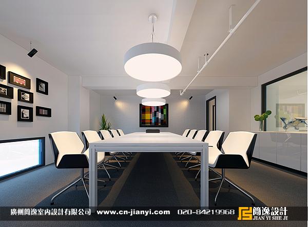 办公室装修设计 - 广州简逸室内设计有限公司